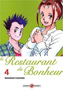 Le Restaurant du Bonheur Edition simple Tome 4