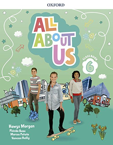 All About Us 6. Class Book por Hawys Morgan
