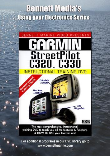 GARMIN STREETPILOT C320 & C330 Garmin Streetpilot C320