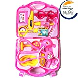 SAISAN Top Quality Doctor Play Set for Kids with Durable Case (Multicolour)