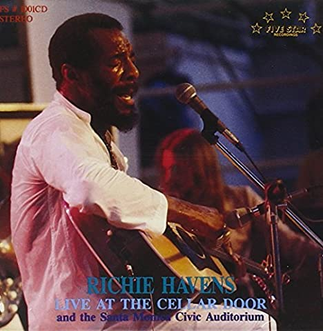 Live at the Cellar Door by Richie Havens (1995-09-30)