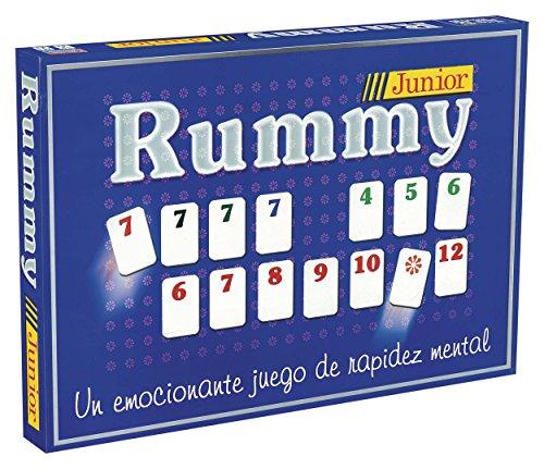 Falomir Juego Rummy Junior 646456