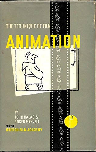 The Technique of Film Animation par J. and Manvell, R. (Compiled) Halas