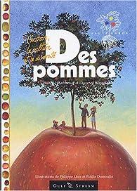 Des pommes par Philippe Marchenay