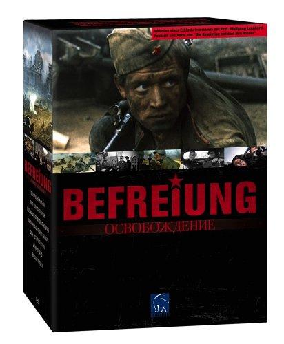 Befreiung - Teil 1-5 (6 DVDs)