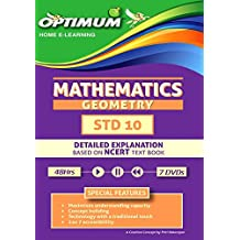 Optimum Educational DVDs HD Quality for Std 10 CBSE Geometry