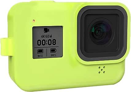 Silikonhülle Für Gopro Hero 8 Schutzhülle Silikon Case Kamera