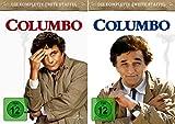 Columbo - Die komplette 1. + 2 Staffel (8-Disc | 2 Boxen)