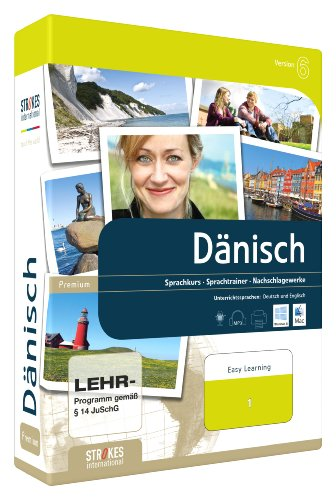 Strokes Easy Learning Dänisch 1 Version 6.0
