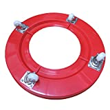 Beautiful Plastic Gas Cylinder Trolley