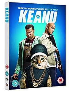 Keanu [Includes Digital Download] [DVD] [2016]