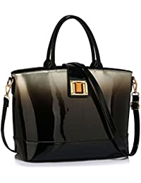 Ladies Faux Leather Quality Handbag Women's Fashion Designer Tote Bag Celebrity Style Quality Bags CWS00329