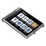 LaDicha 3.3 V Tft 2,8 inch Écran Tactile LCD Module avec Carte SD Et Microsd pour Arduino