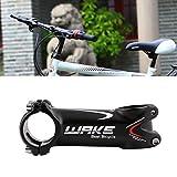 Swiftswan Einstellbare 31,8 mm Vorbau Bike Stem Wake Mountainbike Vorbau Kurze Vorbau für Mountainbike, Rennrad, Fixie Gear, Radfahren