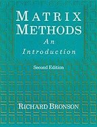 Matrix Methods: An Introduction