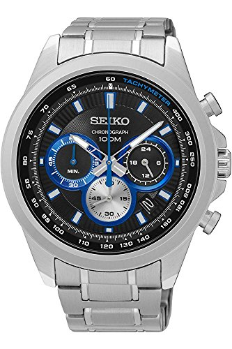 Seiko SSB243P1_it Men's Wristwatch Best Price and Cheapest