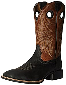 Ariat Men's Heritage Cowhorse Western Cowboy Boot from Ariat