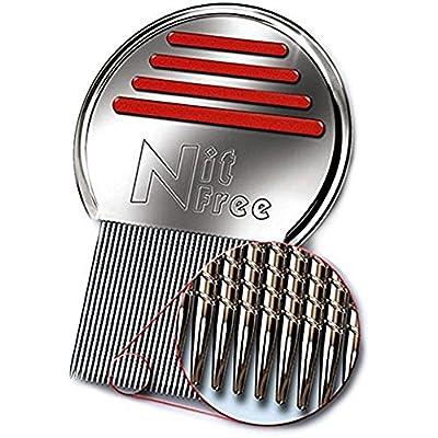 NitFree Original Läusekamm entfernt