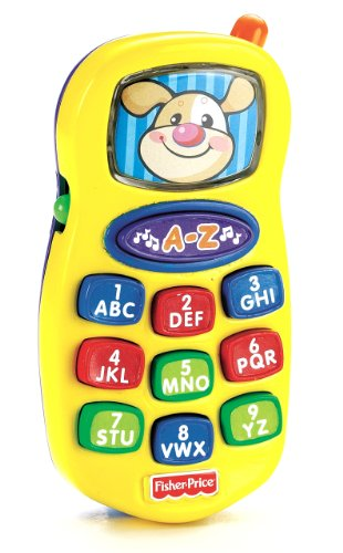 Image of Laugh & Learn Learning Phone