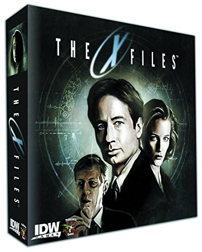 x-files-the-board-game