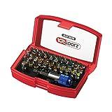 Ks tools 918.303-0 torsionplus 30-bit di colore gioco cacciavite codificato e titolari bit / -