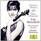 Brahms: Violinkonzert Op. 77 / C. Schumann: 3 Romanzen Op. 22