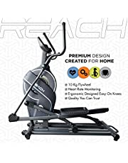 REACH CF200 Elliptical Trainer 10 Kg Flywheel Best Semi