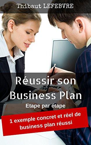 Russir son business plan: tape par tape