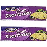 MCVITIE'S Fruit Shortcake Biscuit - Lot de 6