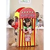 Little Partners Playhouse Kit Popcorn/Puppet Stand, La Torre de Aprendizaje Vende por...