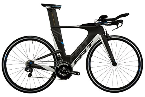 感觉IA10  - 铁人三项自行车 - 黑色框架尺寸51 cm 2017