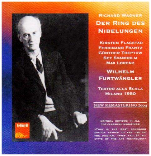 Wagner - Der Ring des Nibelungen (intégrale, Live 1950)
