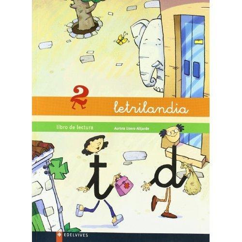 Letrilandia 2 Libro de lectura
