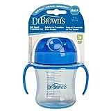 #5: Dr. Brown's Soft Spout Transition Cup (6 oz Soft-Spout Transition Cup Assorted Colours (Stage 1 6m+))