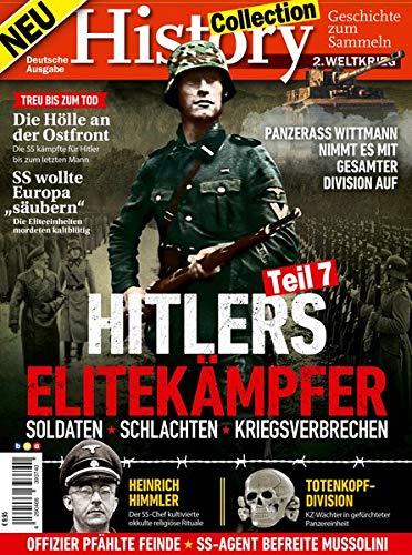 History Collection Teil 7: Hitlers Elitekämpfer - Soldaten Schlachten...