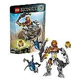 LEGO Bionicle 70785 - Pohatu Meister des Steins