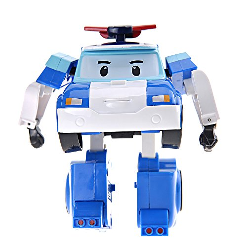 Poli Robot (Robocar Poli -Korean TV Animation Toy Spielwaren- Poli/Poly (Transformer))