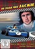 Geschenkideen 10 Tage mit Jackie - Porträt des Formel-1-Piloten Jackie Stewart