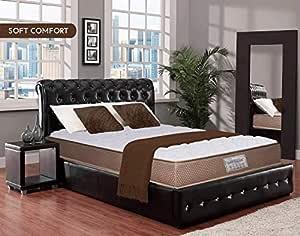 Dreamzee Ortho-Care Memory Foam Mattress - Soft Comfort (72 x 36 x 5 Inch)