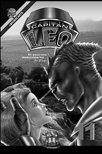 Cómic Capitán Leo-Capítulo 11-Versión Blanco y Negro: Incluye Bioencarte por Bertha Fernandini León