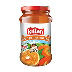 Kissan Orange Marmalade Jam Jar, 500g