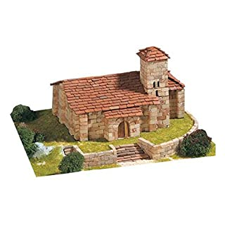 Aedes 1107 Saint Cecilia Model Kit, 31 x 26 x 5 cm, Multi-Color