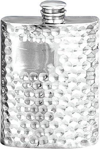 David David David Van Hagen argentoo 4oz Caletta d'argentoo in peltro martellato   Primi Clienti    Ogni articolo descritto è disponibile  b98ec4