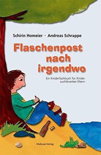 Cover »Flaschenpost nach irgendwo«