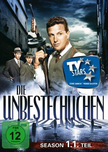 Bild von Die Unbestechlichen, Season 1, 1. Teil [4 DVDs]