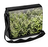 Cannabis Marijuana Buds Laptop Messenger Bag - Best Reviews Guide