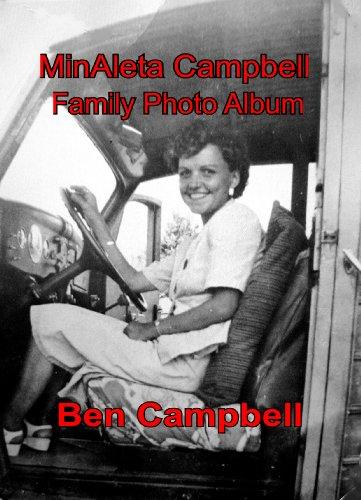 MinAleta Campbell Family Photo Album (English Edition) (Thema Familie Foto-album)