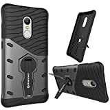 Best Covers For Note 4s - Bracevor Back Case Cover Hybrid 360 Rotating Kickst Review