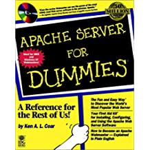 Apache Server for Dummies with CDROM