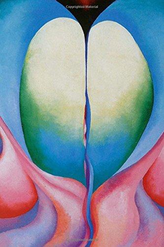Georgia O'Keeffe, Series 1, No 8, Sketch Book - Okeeffe-serie